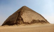 Another ancient pyramid found in Egypt