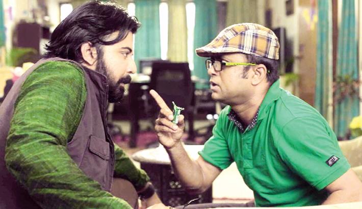 Songsar, a popular drama serial