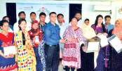 'Safe Home' campaign of Bashundhara LPG held at Rangamati