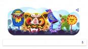 Google doodle marks Pahela Baishakh