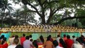 Chhayanat marks golden jubilee celebrations of Pahela Baishakh