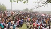 Pahela Baishakh fervour goes beyond border