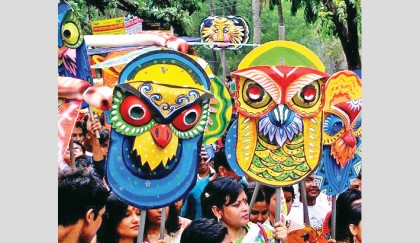Nation celebrates Pahela Baishakh today