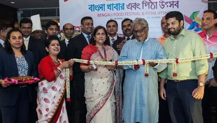 Hotel Sarina arranges Bengali Food festival and Pitha Utshob