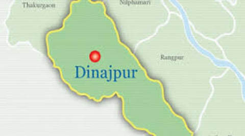 Father, daughter killed in Dinajpur road crash