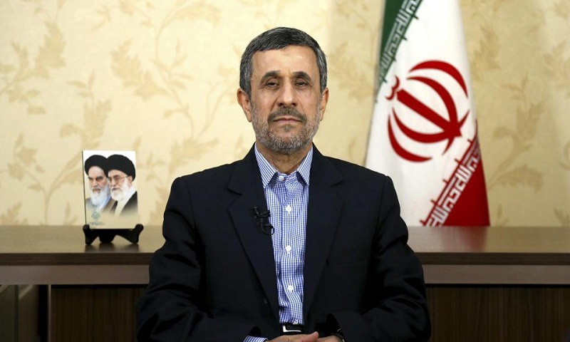 Iran is a 'powerful country' US cannot harm, says Ahmadinejad