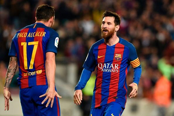 Lionel Messi powers Barcelona to 3-2 win over Real Sociedad