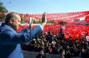 Turkey votes in key constitutional referendum