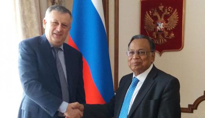 Russia keen to recruit Bangladeshi doctors