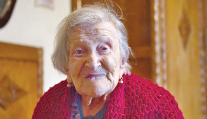 World's oldest person dies at age of 117