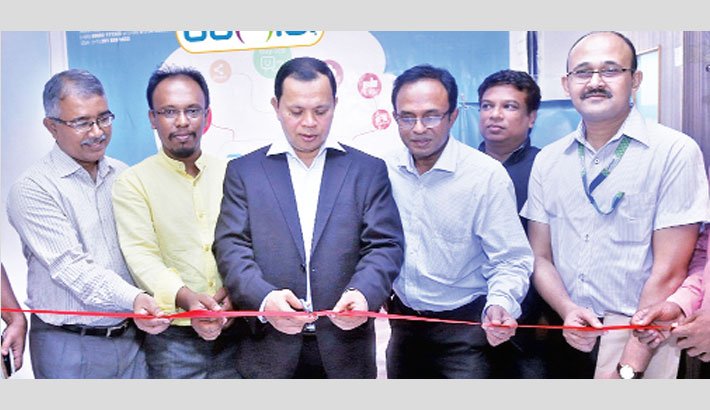 First 'social market place' launched
