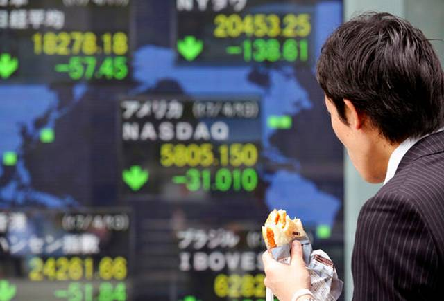 Asian shares mixed as Korean tensions persist