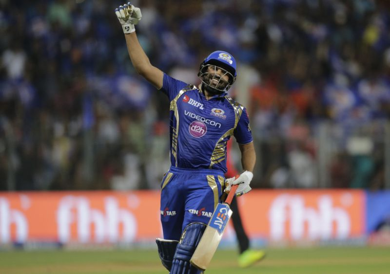 Mumbai Indians record 4th successive win in IPL