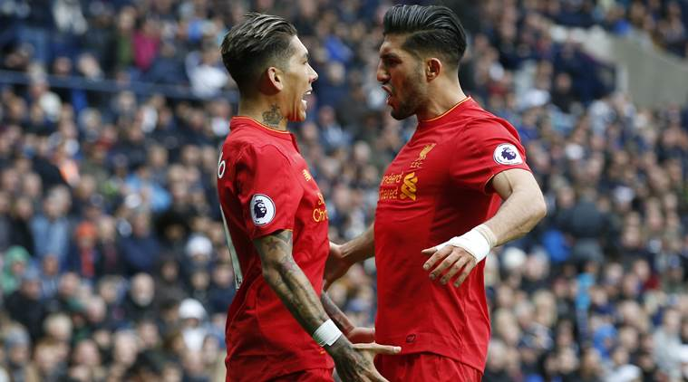 Firmino grabs another winner, Liverpool beats West Brom 1-0