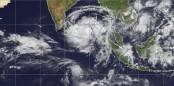 Cyclonic storm 'Maarutha' crosses Myanmar coast