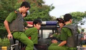 Vietnamese police 'held hostage' by residents in land dispute