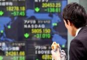 Asian shares mixed as Korean tensions persist