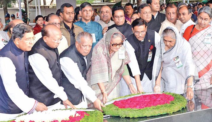 Historic Mujibnagar Day observed