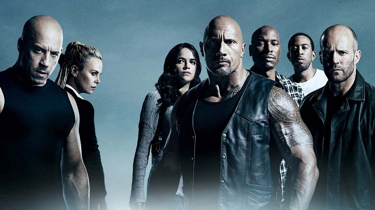 'Furious 8' speeds into box office history
