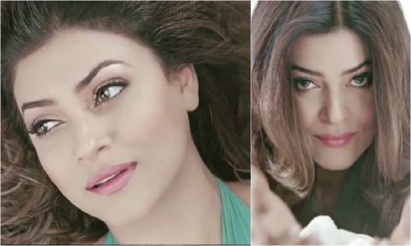 Sushmita Sen makes a comeback onscreen