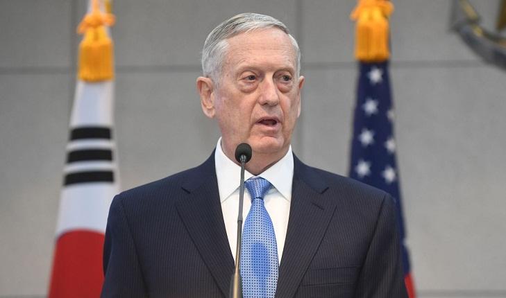 US, China working 'closely' on North Korea: Mattis