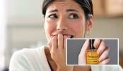 Nail polish makes nail biting  hard to resist