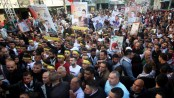 Hundreds of Palestinian prisoners in Israel go on hunger strike