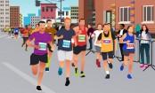Run a marathon for complete mind-body wellbeing
