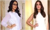 Who looks more charming in summery white?