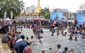 285 killed during 4-day Myanmar water festival