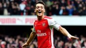 Ozil nets winner as Arsenal beat Middlesbrough
