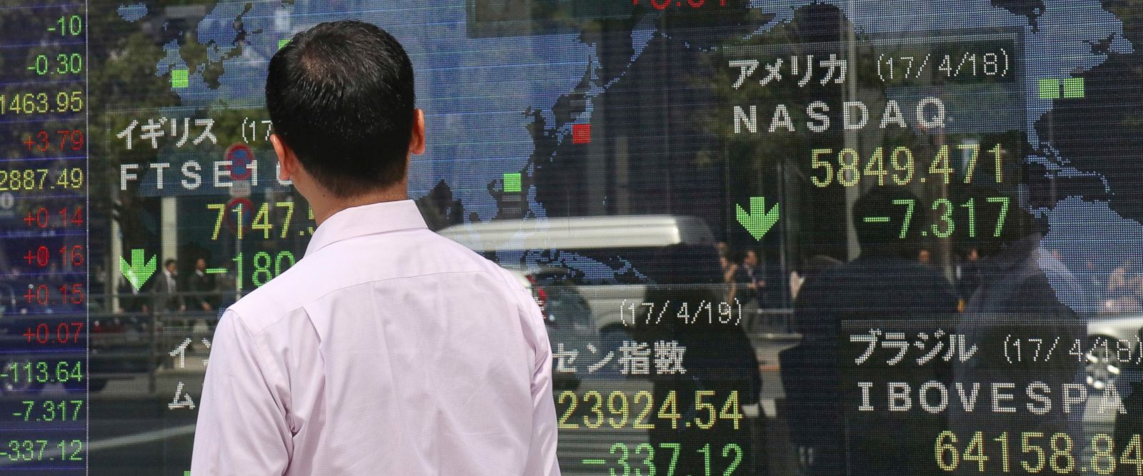 Asian stocks slip on UK surprise election, weak earnings