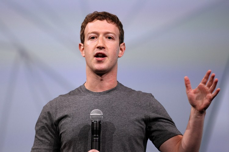 Zuckerberg addresses 'Facebook killing'