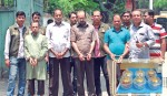 10 held with fake currencies, 12 pounds of snake venom