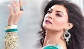 Sushmita makes a comeback on screen