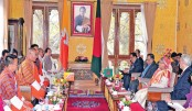 Dhaka, Thimphu for boosting regional connectivity