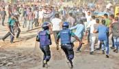 20 injured in BCL-police clash in Ctg