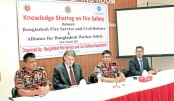 Knowledge Sharing on Fire Safety