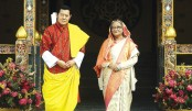 Bhutanese King, Queen accord reception to PM