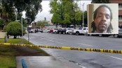 US gunman kills three 'in race attack'
