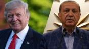 Trump and Erdogan to meet in May, Turkish FM says