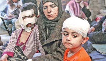 20 civilians killed in US-led Syria strikes