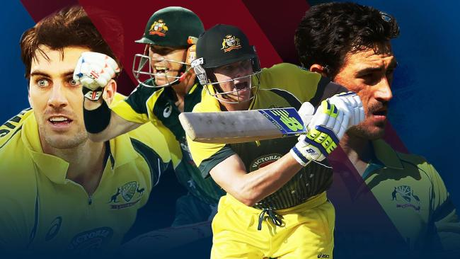 Australia name Pattinson, Henriques in Champions Trophy squad