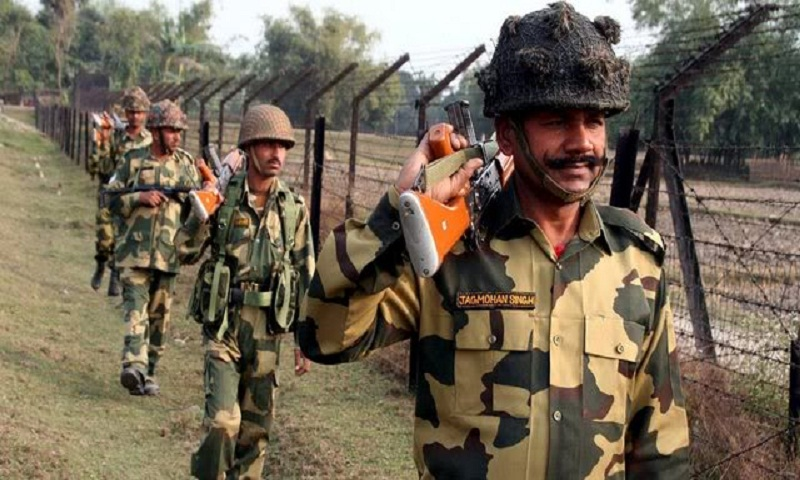 BSF troops pick BD youth up from Naogaon border
