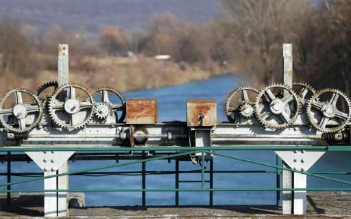 Croatian rivers face hydroelectric peril