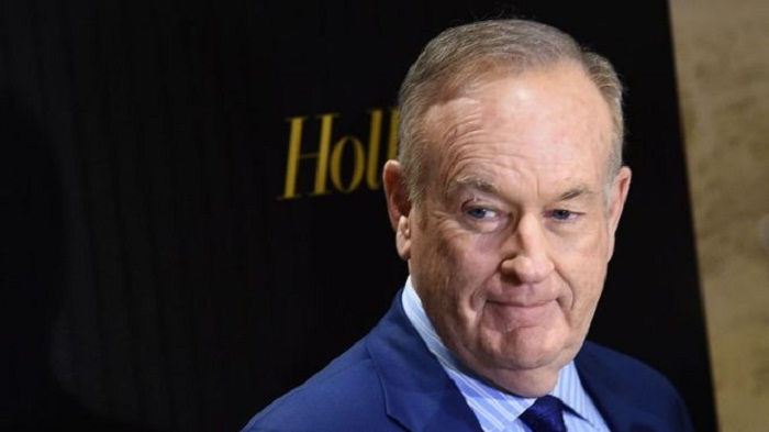 Bill O'Reilly out from Fox News after harassment claims