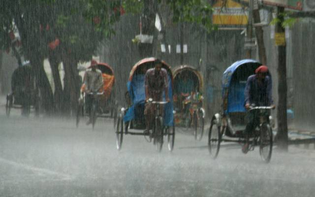 Heavy rainfall likely in 5 divisions