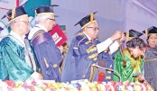 Stop commercialisation of education: President