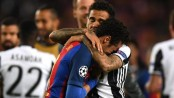 Juventus shut out Barca to reach Champions League semis