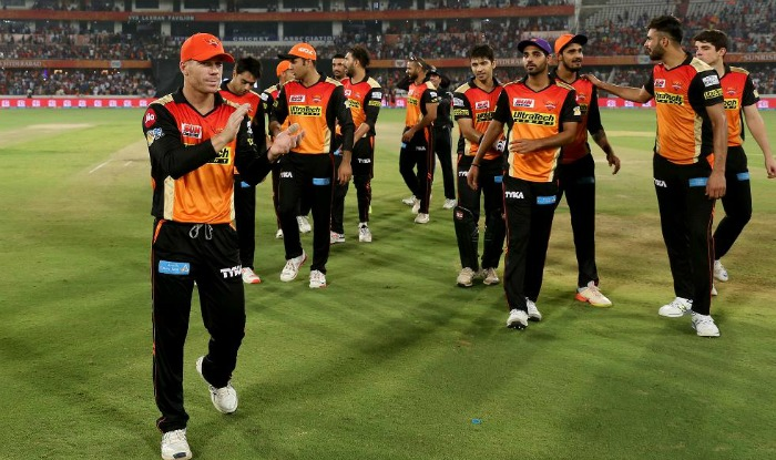 Sunrisers Hyderabad beats Delhi Daredevils by 15 runs in IPL